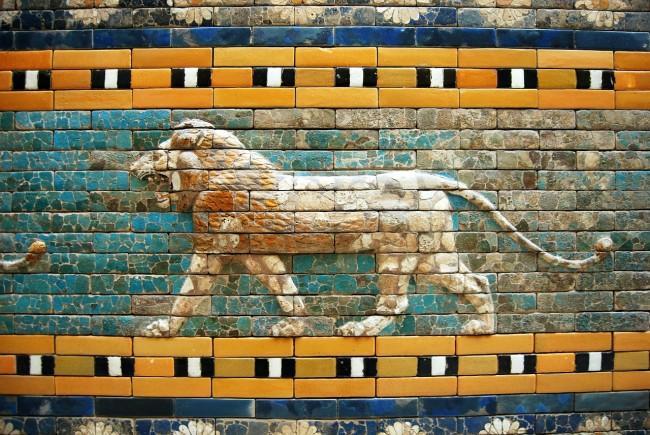 Mosaics of Babylon   © pcdazero/Pixabay