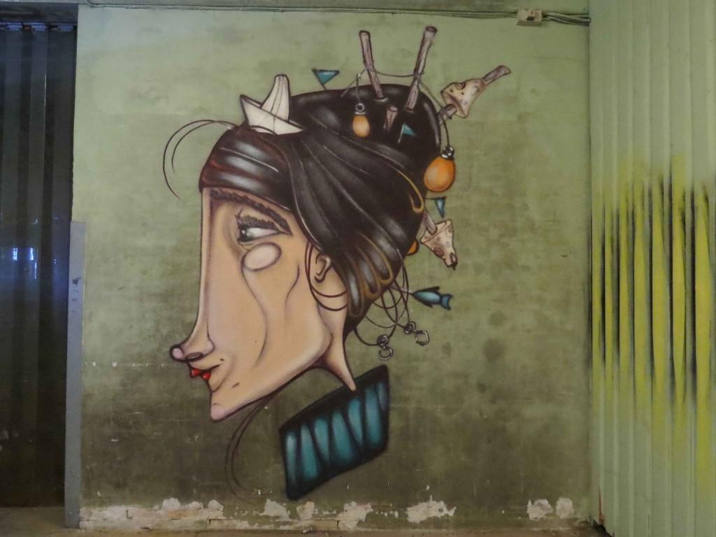 Graffiti by Lints | © Lints