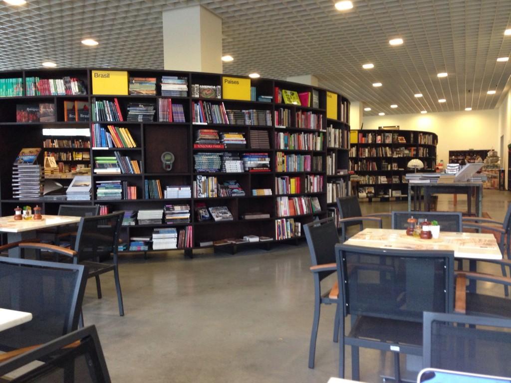 Livraria da Vila © Lindolfo Rodrigues/Flickr