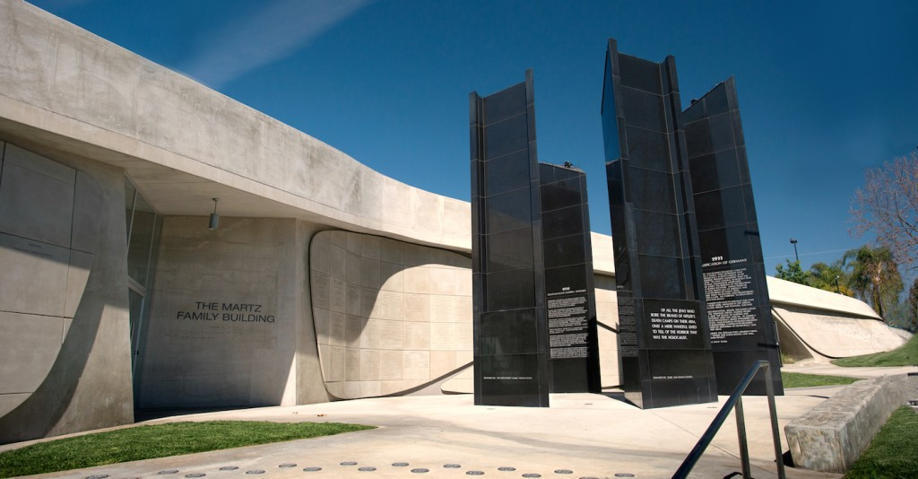 The Los Angeles Museum of the Holocaust|Courtesy of LAMOTH