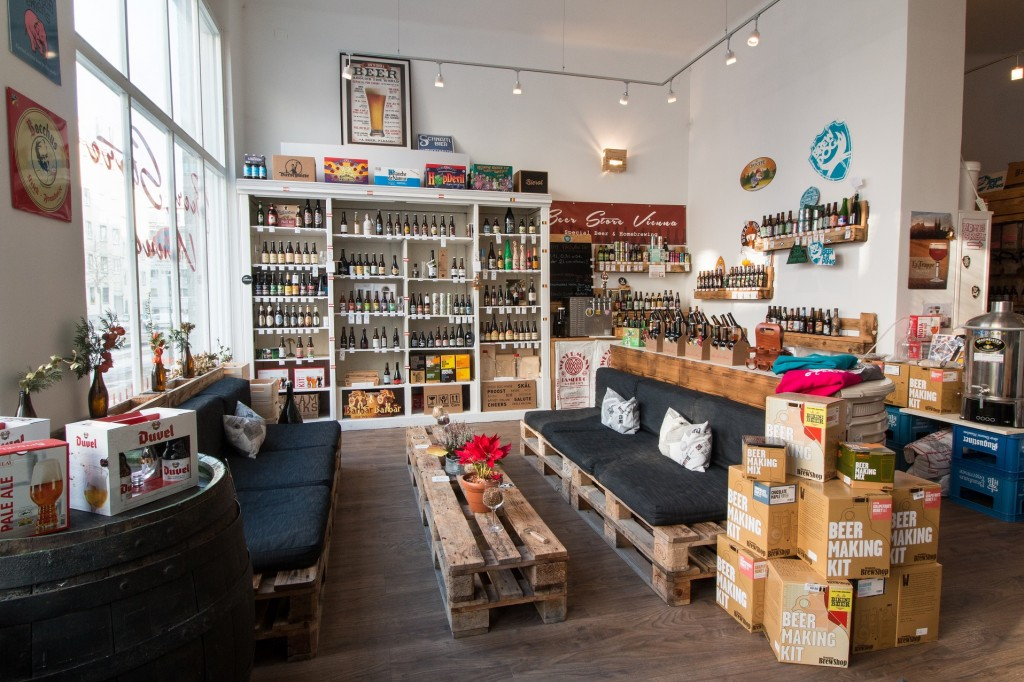 The Lounge in Beer Store Vienna | © Beer Store Vienna