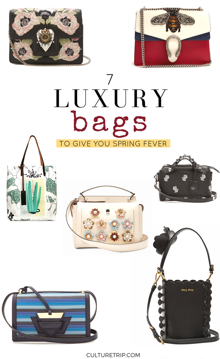 7 Luxury Bags To Give You Spring Fever |©CultureTrip