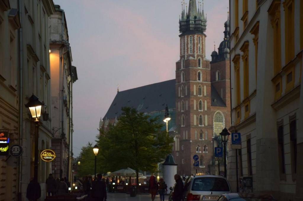 Krakow Main Square | © Joseph Francis