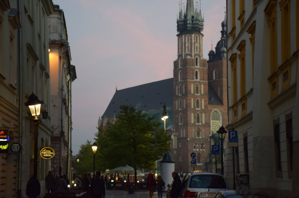 Krakow   © JRF