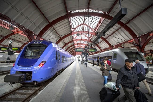 Malmö Central Station
