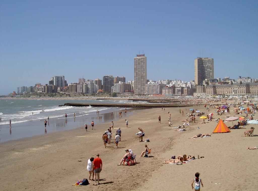 Mar del Plata Argentina | © Erik Stattin/Flickr