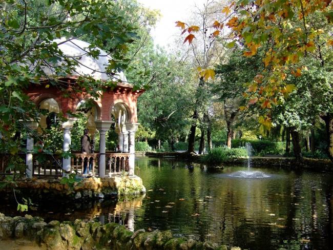 Maria Luisa Park, Seville; pixabay