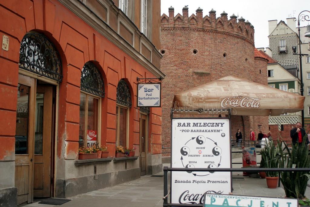 Bar Mleczny, Milkbar. Restaurante típico da época comunista | © Ana Paula Hirama/Flickr