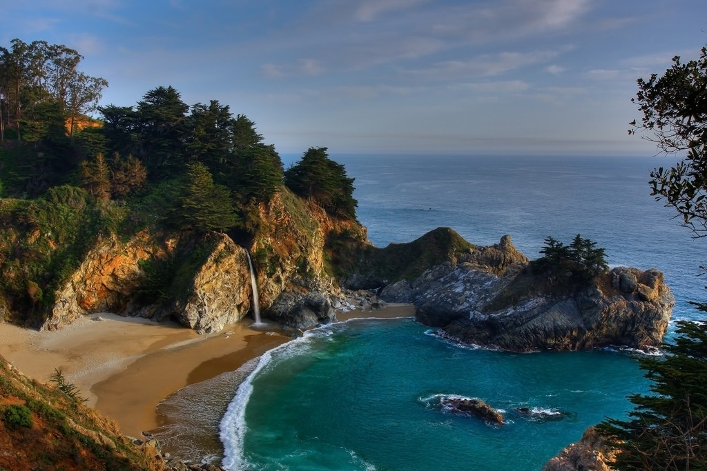 McWay Falls|©the_tahoe_guy/Flickr