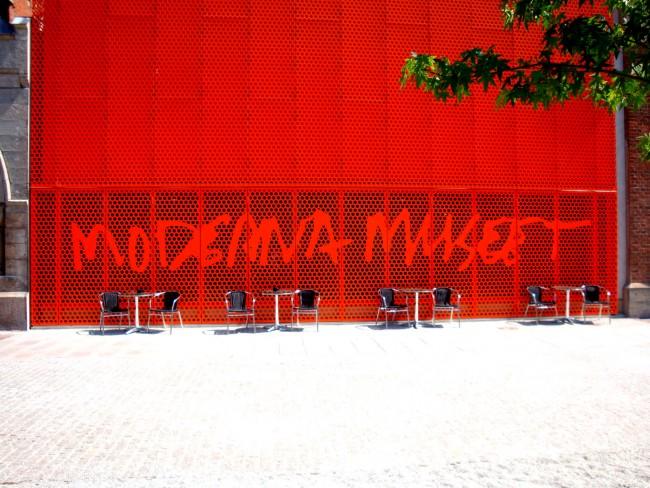 Moderna Museet Malmö | © LittleGun / WikiCommons