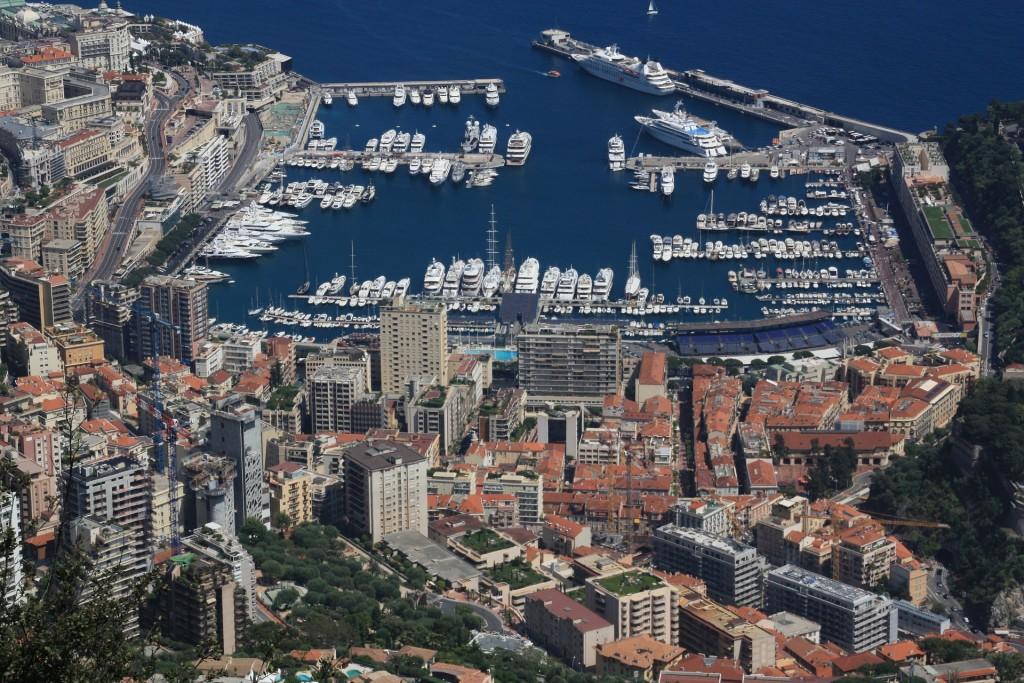 Monaco Harbour | © teddy06 / Pixabay