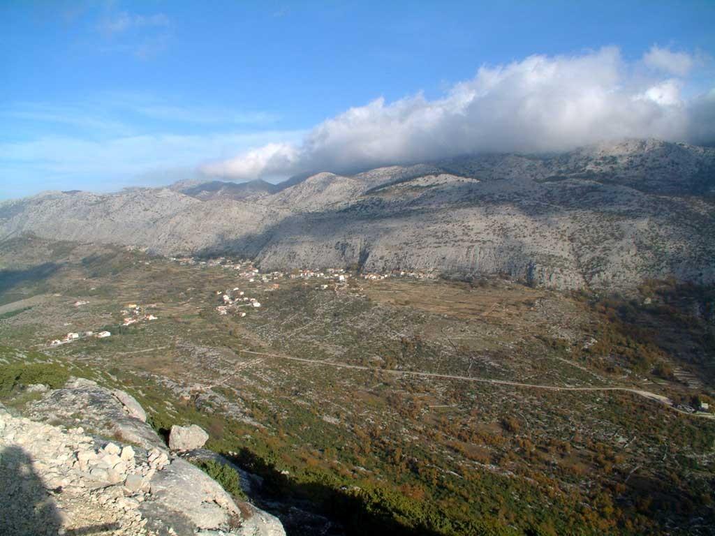 Mount Mosor/Wikicommons
