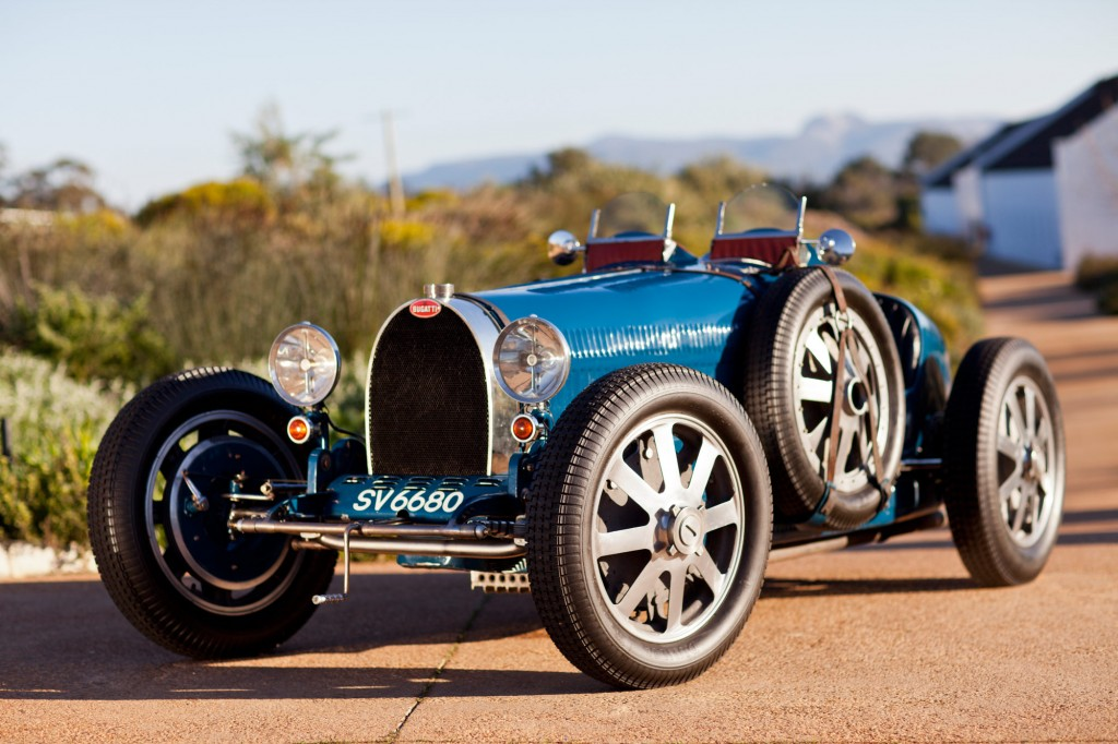 There are more than 80 exhibits, displayed in four halls in chronological order | Courtesy of The Franschhoek Motor Museum