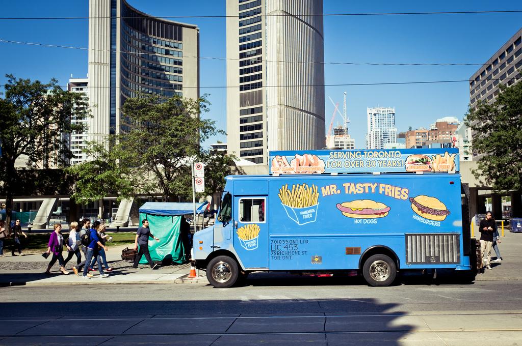 Mr Tasty Fries | © Benson Kua/ Flickr