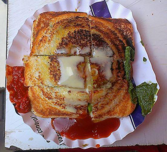 Mumbai Masala Toast Sandwich | © NishantAChavan / Wikimedia Commons
