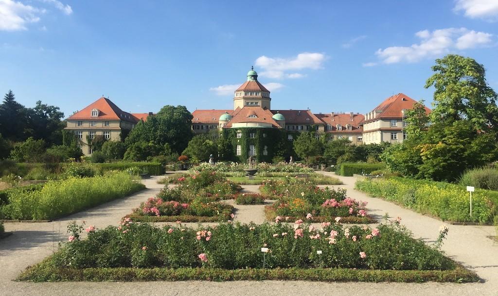 Munich Botanical Gardens © Roanna Mottershead