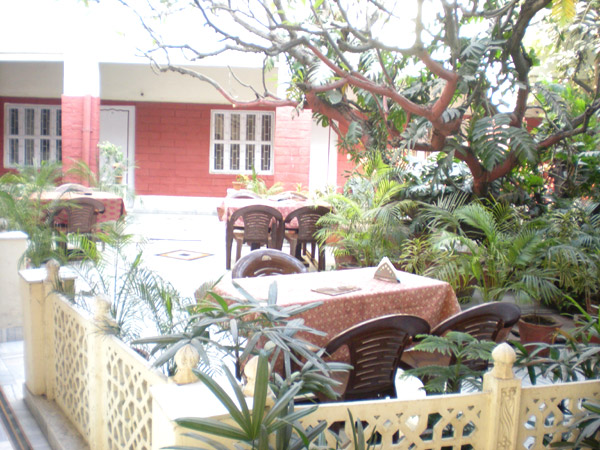 Courtyard | Courtesy of Tourists Rest House