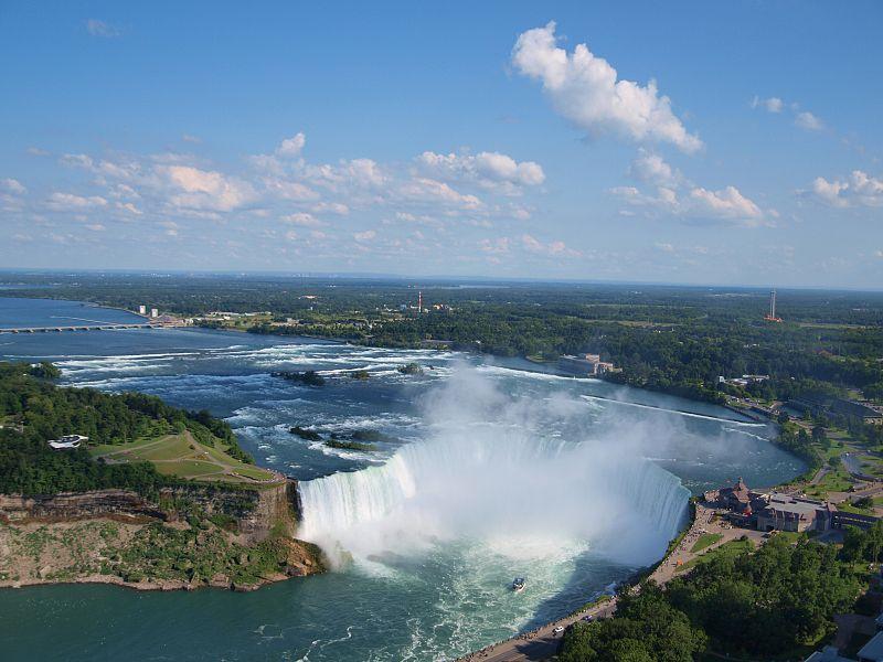 Niagara Falls | © Ujjwal Kumar / WikiCommons