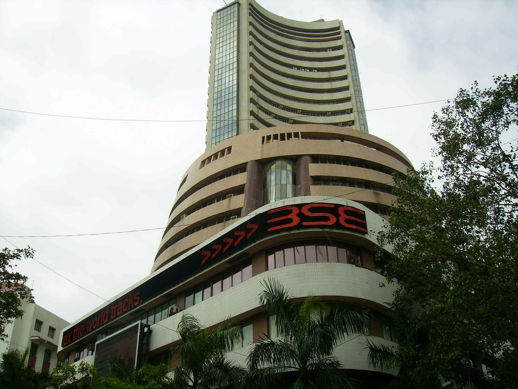 Bombay Stock Exchange|Niyantha Shekar / Flickr