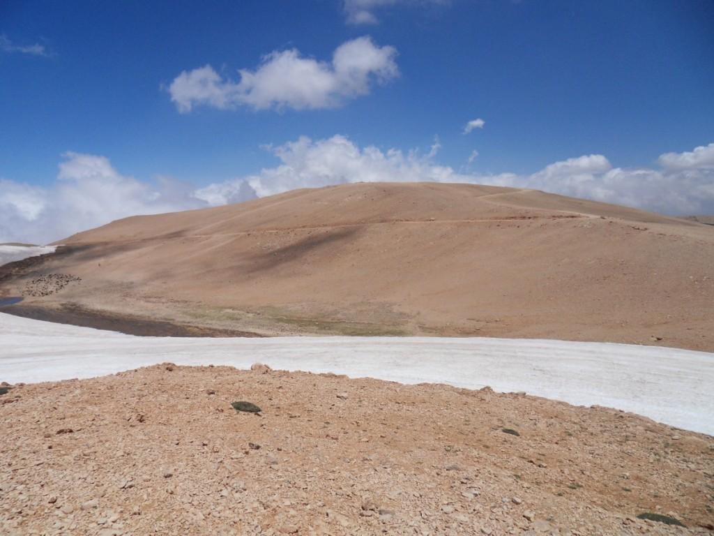 Qornet El Sawda, Top © Hervé Zabé / Wikimedia Commons