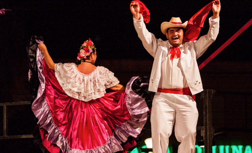 Costa Rica Dress for Men