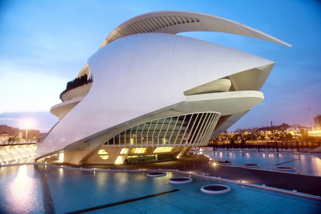 The Most Outstanding Buildings In Valencia Spain