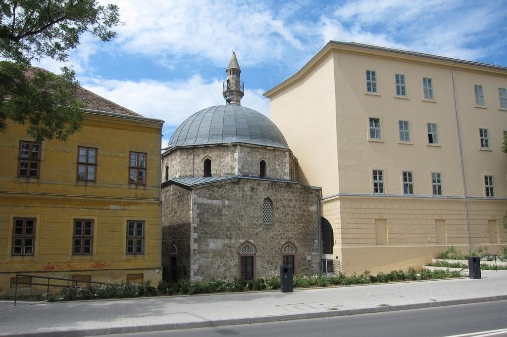 Pecs mosque Hungary