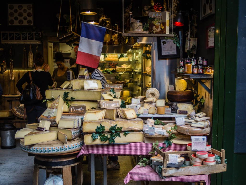 French market | © Pexels