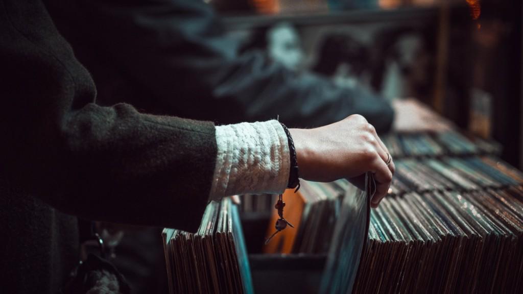Vinyl Shop | © Pexels