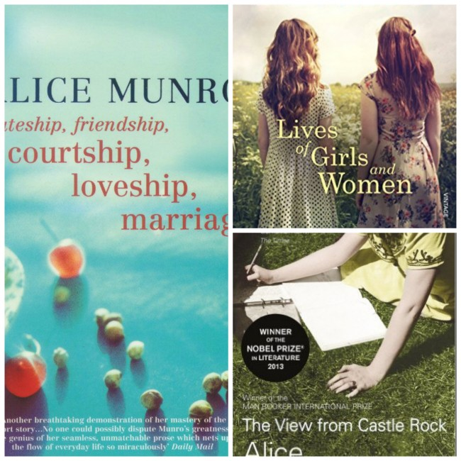 """alice munros short stories and landscape Beautiful post, trevor, about a beautifully told story a great introduction to munro as for me, first, the title, """"walker brothers cowboy."""