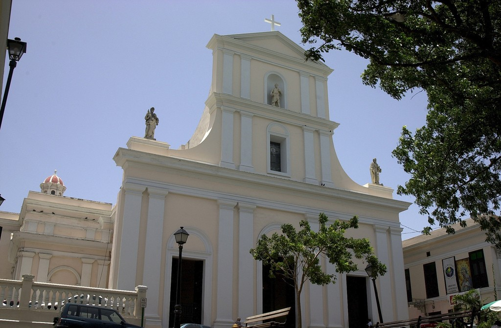 San Juan Cathedral | © George Bloise/ Flickr