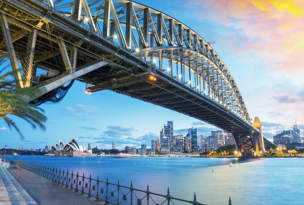 Sydney Harbour | © Pisaphotography / Shutterstock