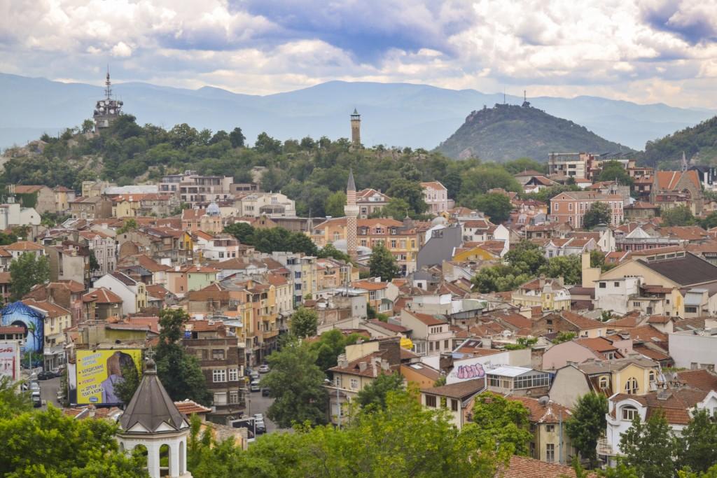 Plovdiv view | © Ilia Markov/WikiCommons