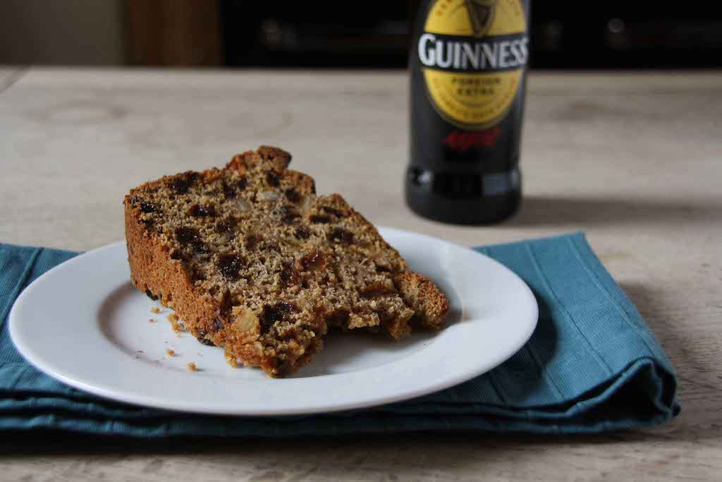 Irish porter cake | Courtesy of Gin and Crumpets