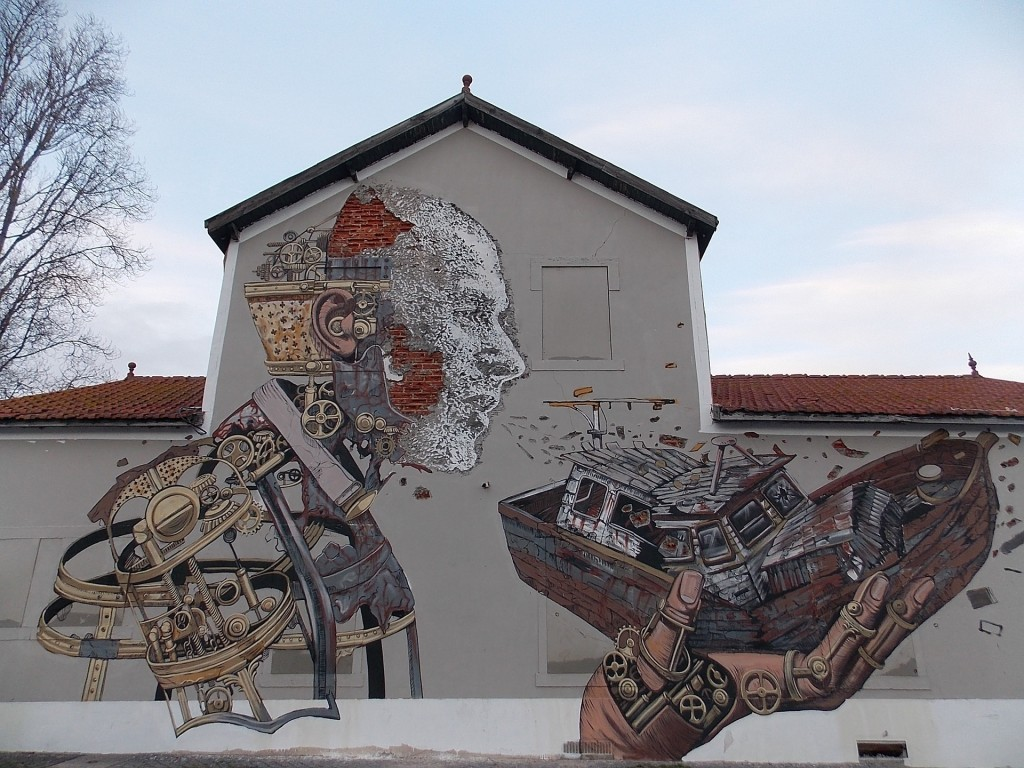 A walking tour of lisbons best street art
