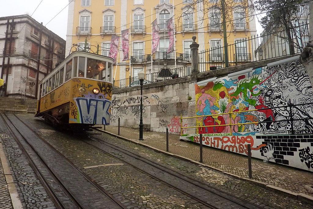 A Walking Tour Of Lisbon S Best Street Art
