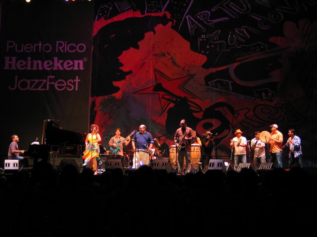 Puerto Rico Heineken Jazz Festival | © Jaime Olmo / Flickr