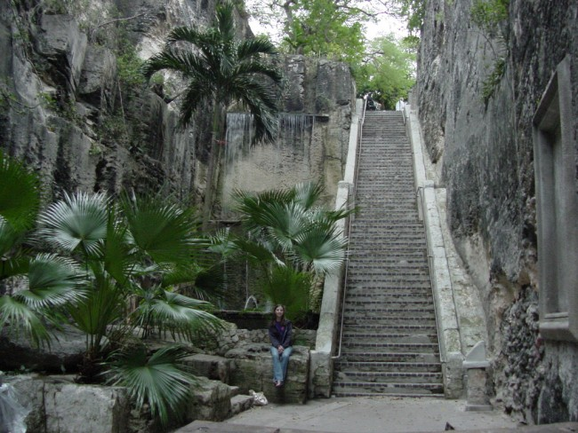 Queen's Staircase in Nassau, Bahamas| © TravelingOtter / flickr