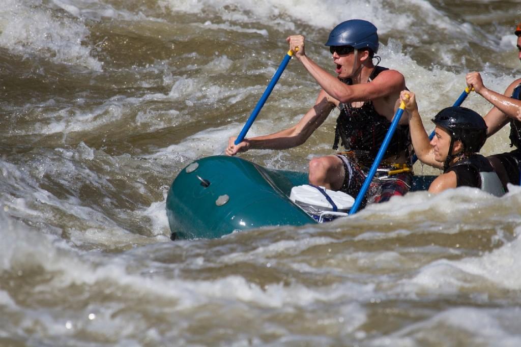 Rafting / Pixabay