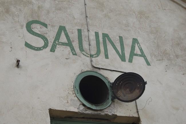 © Ari Johansson/ Courtesy of Rajaportti Sauna
