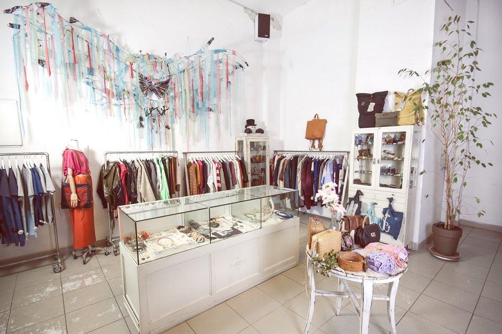 Retrock vintage boutique Budapest