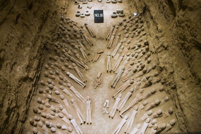 Hanyang Ling Tomb | © Tim Graham/robertharding/REX/Shutterstock