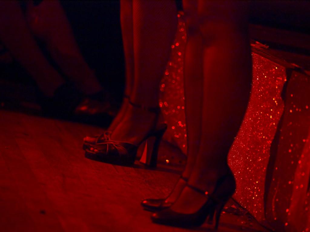 Rocky Horror Picture Show midnight show | Sebastian Dooris / Flickr