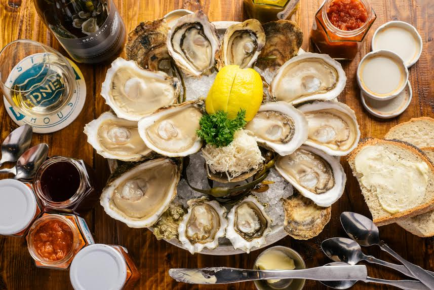 Oysters at Rodney's Oyster House |© Eddie O'Keefe