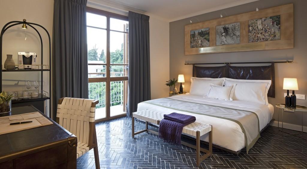 Check out the amazing room at Tel Aviv's Rothschild Hotel | Amir Giron ©, courtesy Rothschild Hotel PR