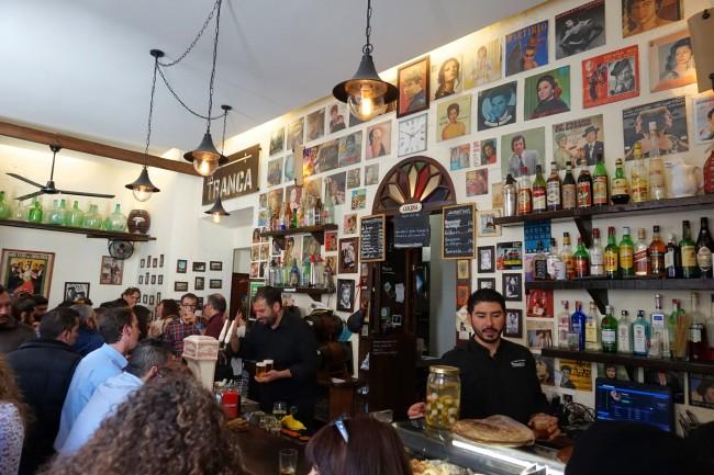 La Tranca, Malaga; Encarni Novillo