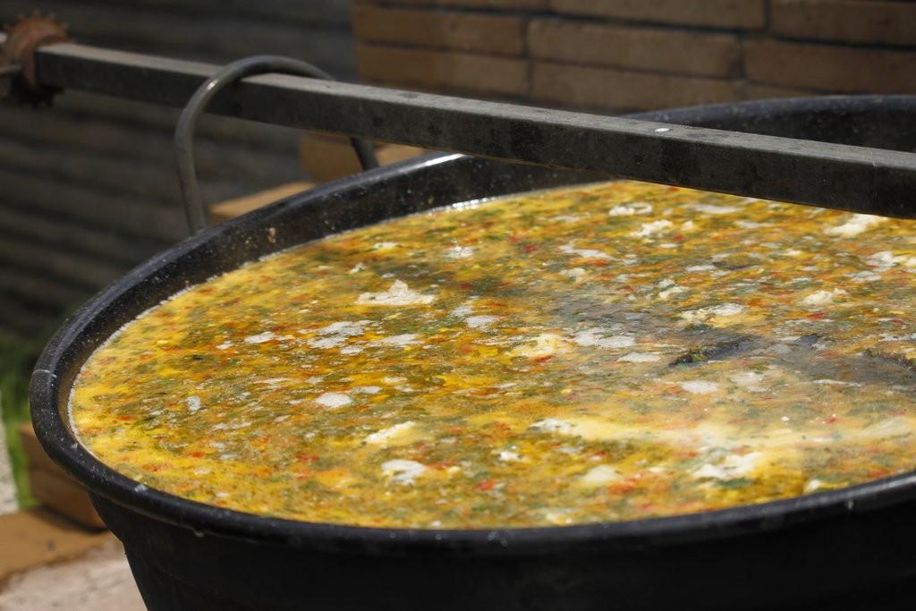 Cooking storceag in Sfantu Gheorghe © Georgeta Gheorghe