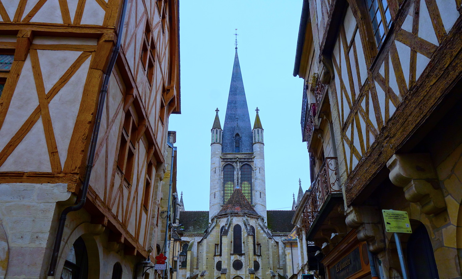 These Streets in Dijon Are Rich in History on gustave eiffel,