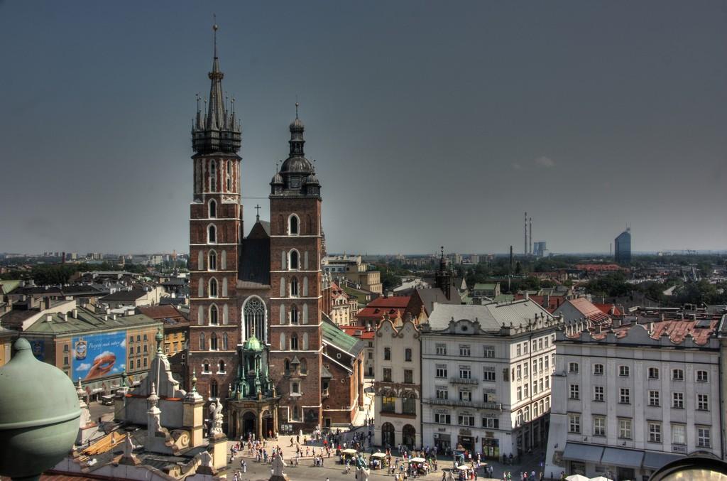 Krakow Rynek | © Klearchos Kapoutsis/Flickr