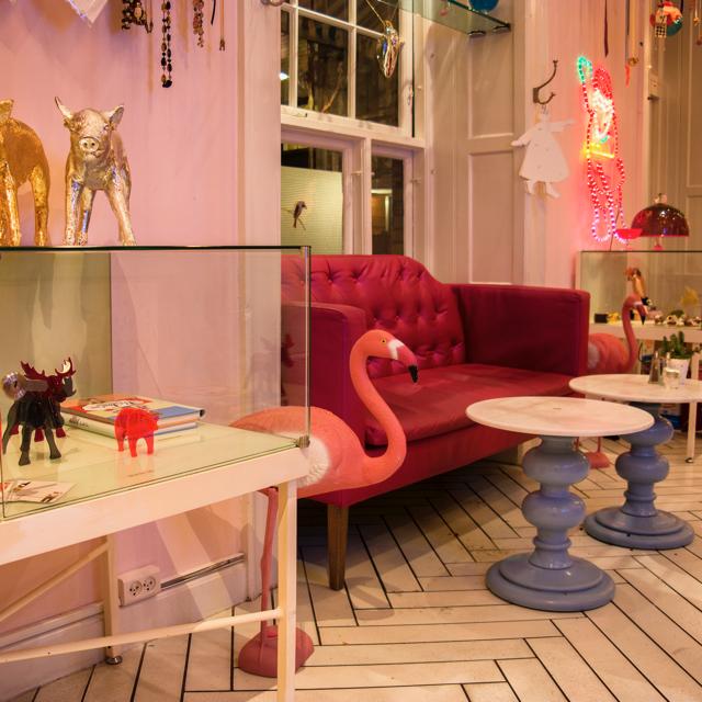 Smushi Royal Cafe | © Lo Østergaard